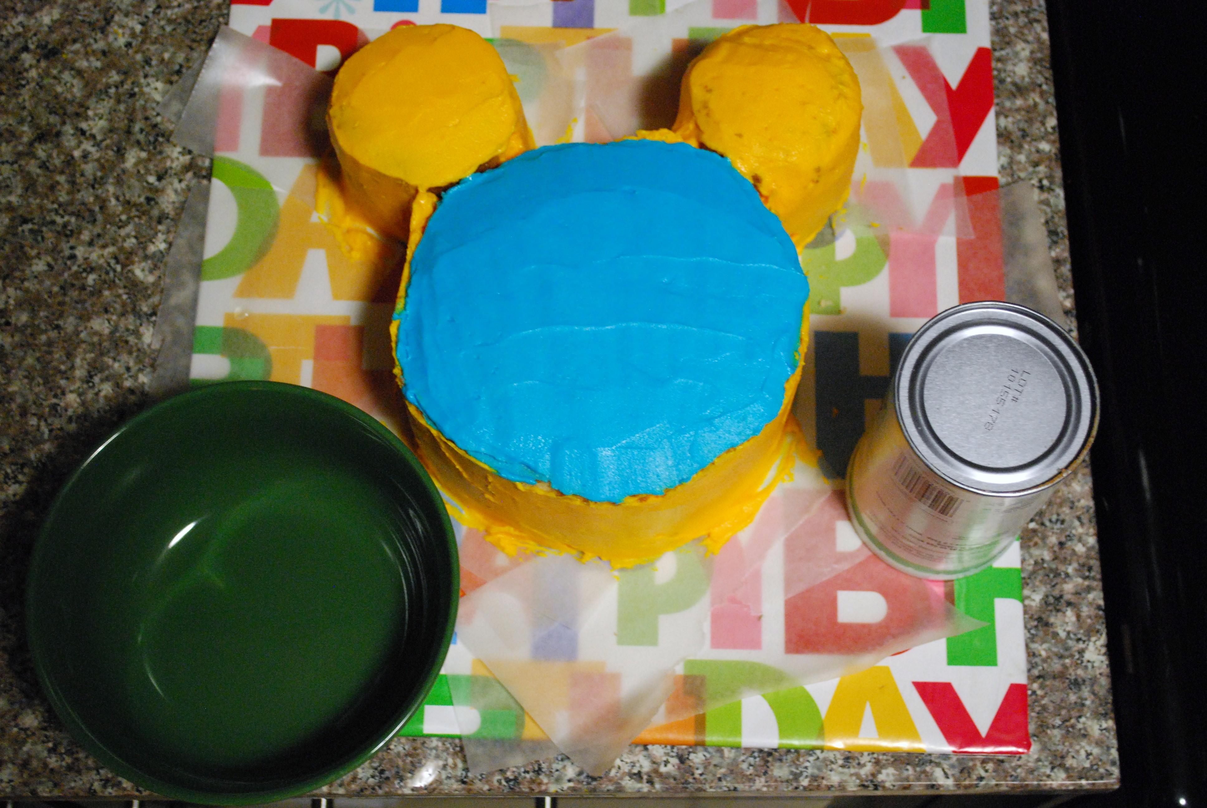 Astonishing Toodles Cake Tutorial Make Myself At Home Funny Birthday Cards Online Alyptdamsfinfo