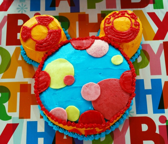 Magnificent Toodles Cake Tutorial Make Myself At Home Funny Birthday Cards Online Alyptdamsfinfo